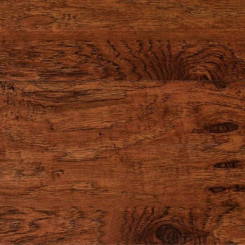 Pumpkin Spice Hickory - 12mm Laminate Flooring by Tecsun, Laminate, Tecsun - The Flooring Factory