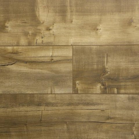 River Valley Maple - High Sierra Collection - 12mm Laminate Flooring by Tecsun - The Flooring Factory