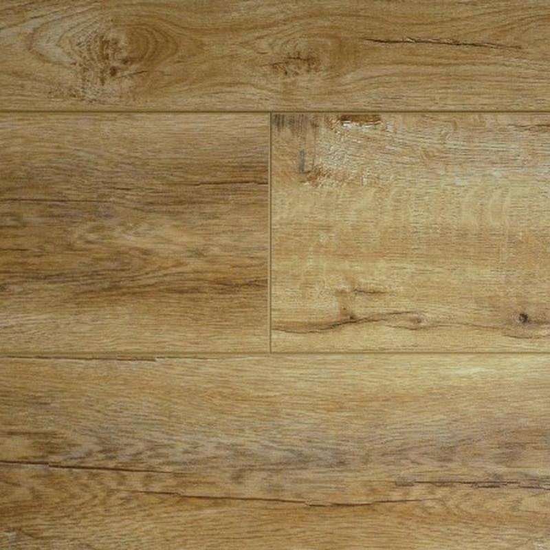 Santa Cruz Oak - High Sierra Collection - 12mm Laminate Flooring by Tecsun - Laminate by Tecsun