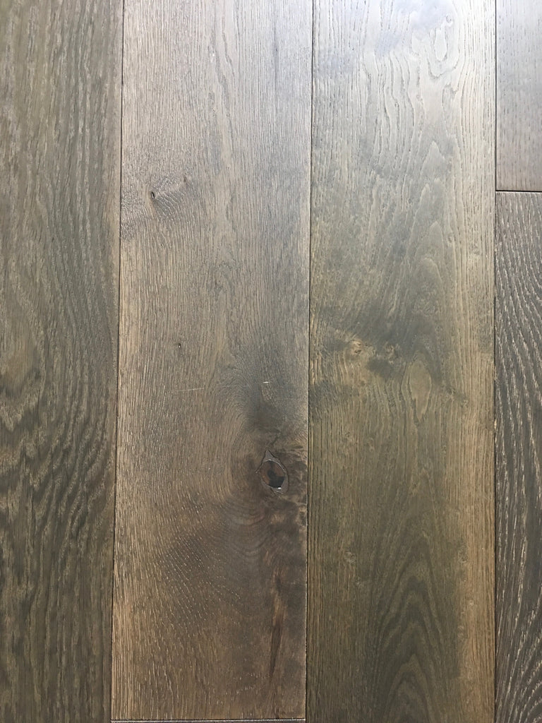 "Royal Oak Collection Slate - 5/8"" -  Engineered Hardwood Flooring - Hardwood by The Flooring Factory"