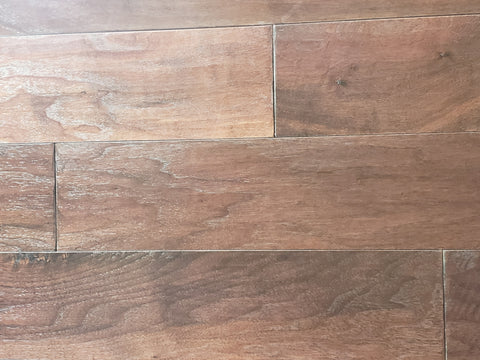 Walnut Cordovan - Engineered Hardwood - 928 SF Available