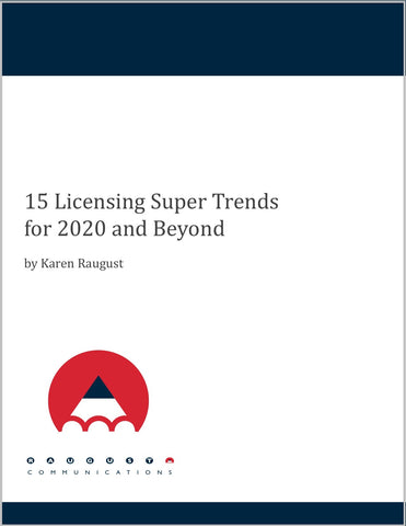 15 Licensing Super Trends for 2020 and Beyond