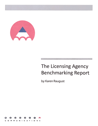 The Licensing Agency Benchmarking Report