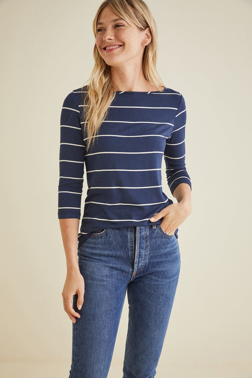 XS / Salerno Stripe