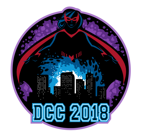DCC 2018 Night Lynx Pin