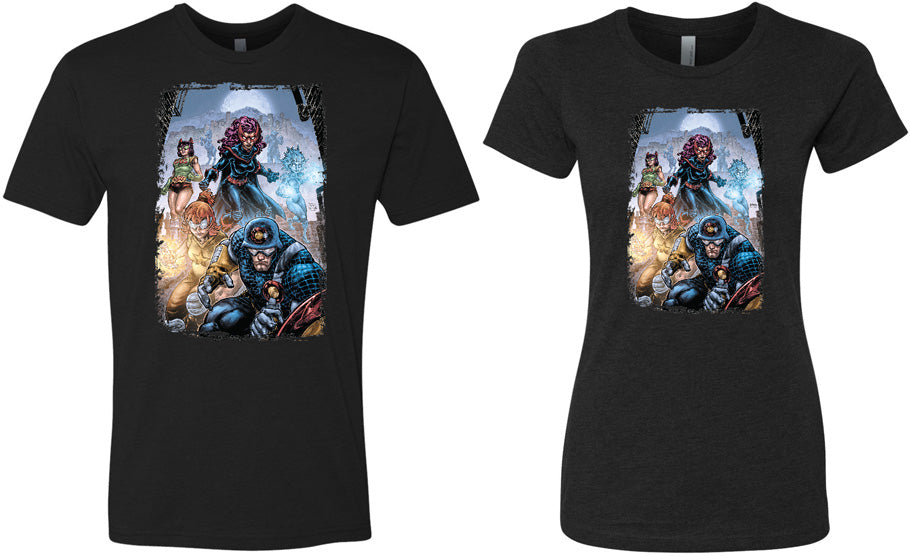 Denver Comic Con Team T-Shirt