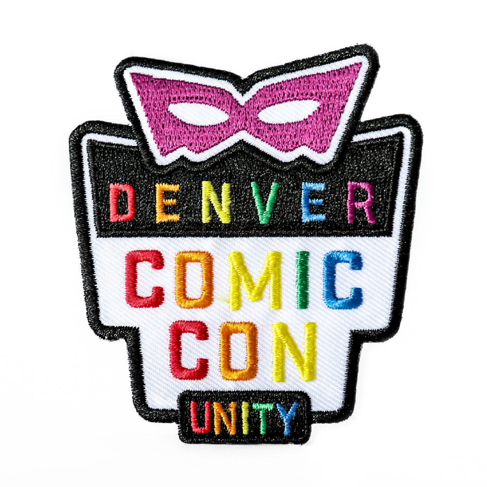 Denver Comic Con Logo Unity Patch