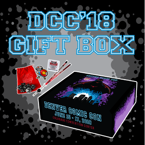 Denver Comic Con Gift Box