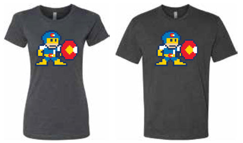 DCC 8-Bit Captain Colorado T-Shirt