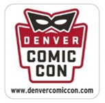 Denver Comic Con Logo Sticker