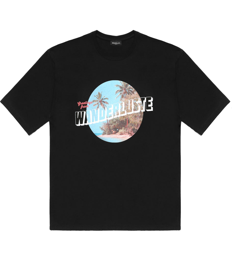 Paradise Greetings Card Tee