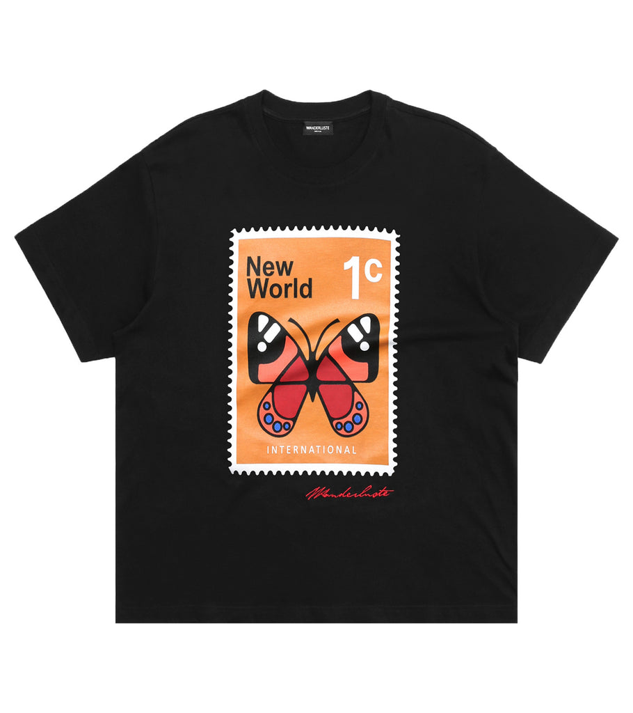New World Stamp Tee