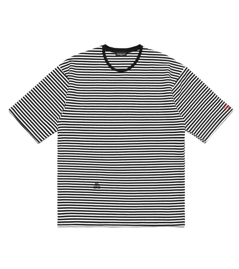 Wanderer Fit Heavyweight Striped Tee