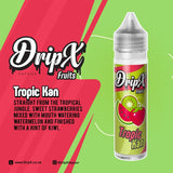 Tropic Kan by DripX Vapour - 50ml 0mg
