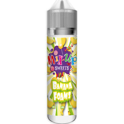 Banana Foams E-Liquid by Mix Up - 50ml 0mg