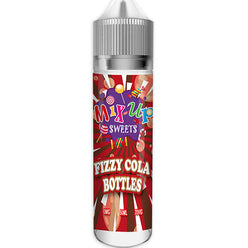 Fizzy Cola E-Liquid by Mix Up - 50ml 0mg