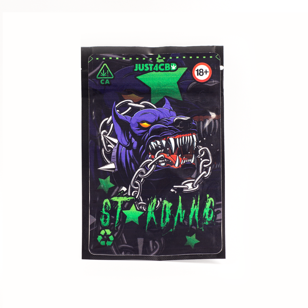 Stardawg CBD Flower By Just 4 CBD 1gram (20% CBD)