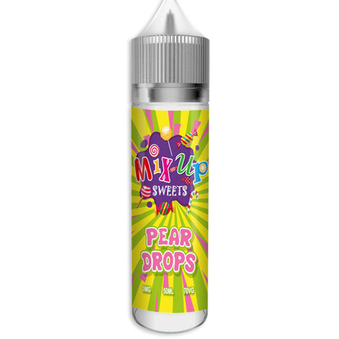 Pear Drops E-Liquid by Mix Up - 50ml 0mg