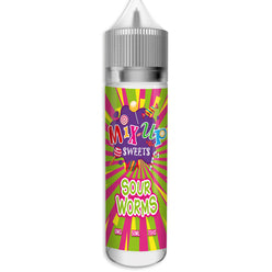 Sour Worms E-Liquid by Mix Up - 50ml 0mg