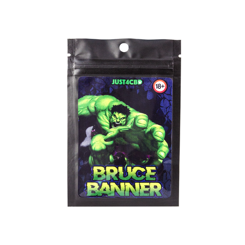 Bruce Banner CBD Flower By Just 4 CBD 1gram (20% CBD)