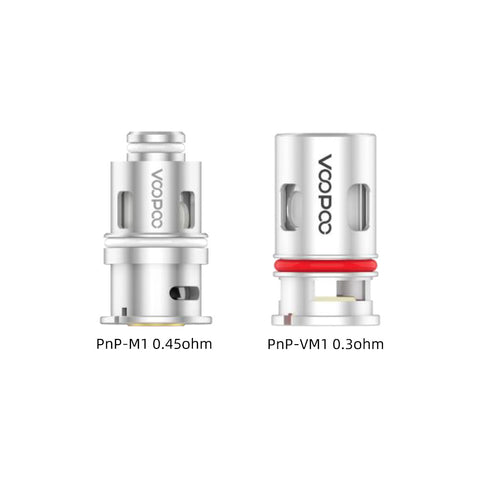 VOOPOO PnP Mesh Coil for VINCI Kit 5pcs