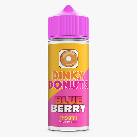 Blueberry by Dinky Donuts - 100ml 0mg