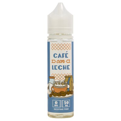 Cafe Con Leche by Snap Liquids - 50ml 0mg