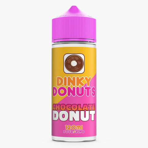 Chocolate Donut by Dinky Donuts - 100ml 0mg