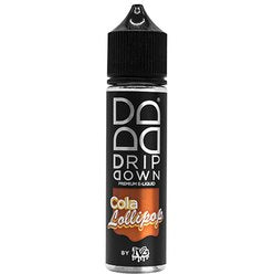 Cola Lollipop E-Liquid by Drip Down - 50ml 0mg