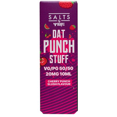 Dat Punch Stuff Salt by Dr. Vapes - 10ml 20mg