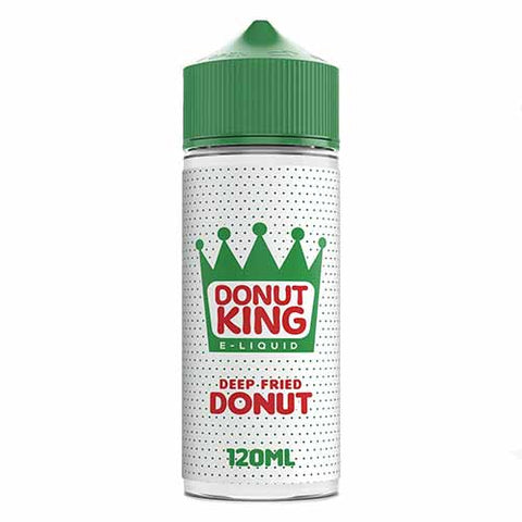 Deep Fried Donuts E-Liquid by Donut King - 100ml 0mg