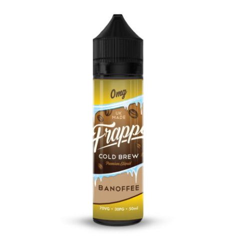 Banoffe by Frappe E-Liquid - 50ml 0mg