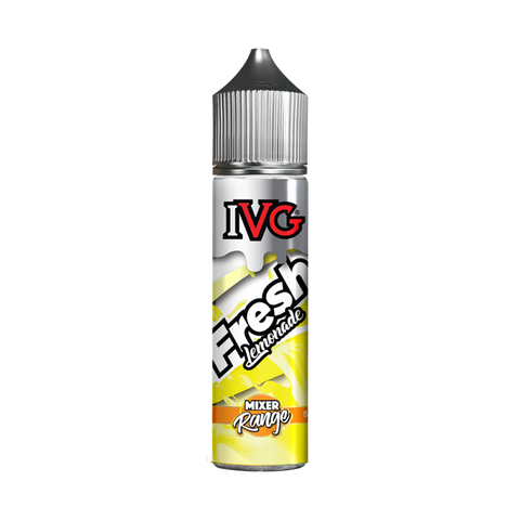 Mixer Range - Fresh Lemonade E-Liquid by IVG - 50ml 0mg
