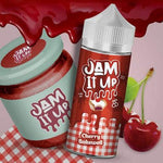 Cherry Bakewell by Jam It Up - 100ml 0mg