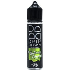 Kiwi Apple Tonic E-Liquid by Drip Down - 50ml 0mg