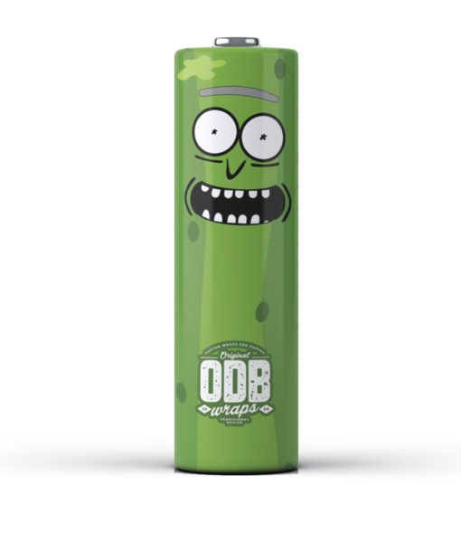 ODB 18650 Battery Wraps - Pickle