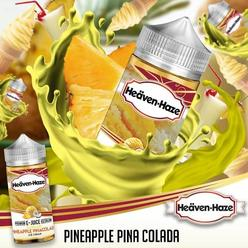 Pineapple Pina Colada by Heaven Haze - 100ml 0mg