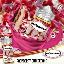 Raspberry Cheesecake by Heaven Haze - 100ml 0mg