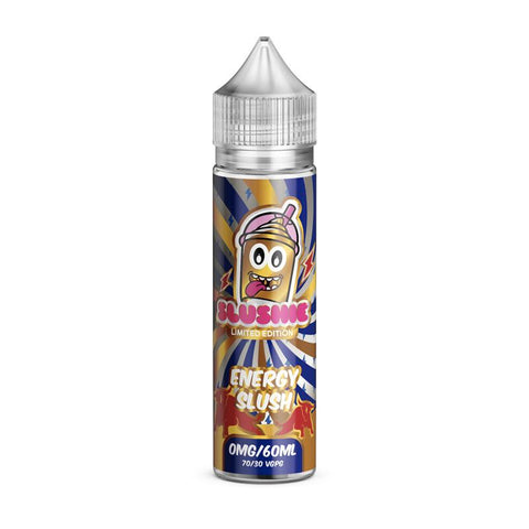 Energy Slush (Limited Edition) E-Liquid by Slushie - 50ml 0mg