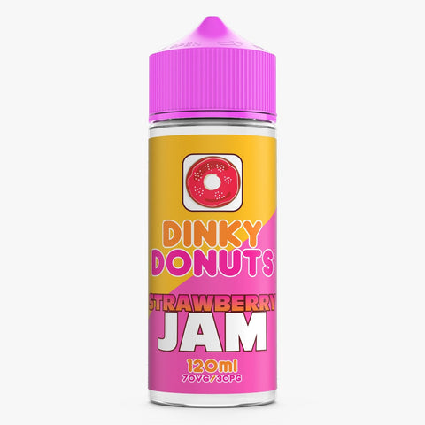 Strawberry Jam by Dinky Donuts - 100ml 0mg