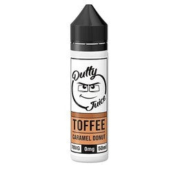 Toffee Caramel Donut E-Liquid by Dutty Juice - 50ml 0mg
