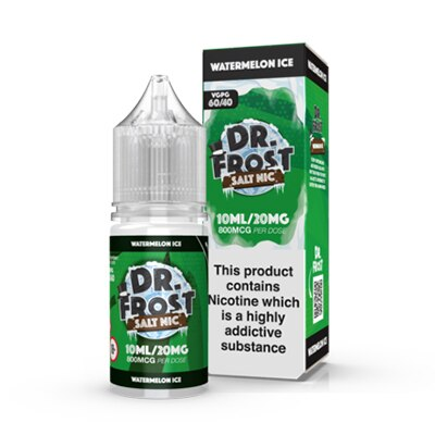 Watermelon ICE Nic Salt by Dr Frost - 10ml 20mg