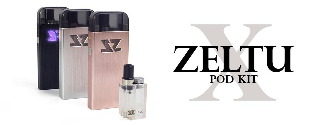 Zeltu X Pod Kit UK Wholesale