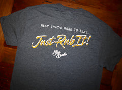 """Just Rub It"" Short Sleeve Tee"