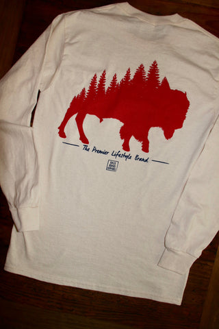 """The Plains"" Long Sleeve Tee"