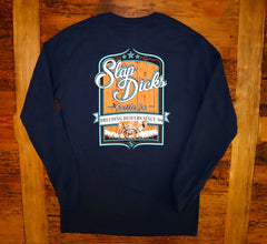 """Breeding Heifers Scenic"" Long Sleeve Tee"