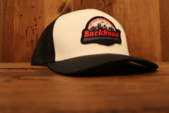 Back Road Adventures Merican Swamp Logo Hat