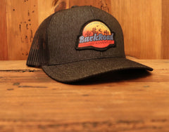Back Road Adventures Swamp Logo Patch Hat
