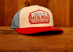 """Back Road Adventures Classic Patch"" Snapback Hat - Multiple Colors"
