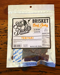 Slap Dicks Cattle Co. Beef Jerky 9 Pack